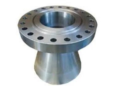 Weld-O-Let with welded flange